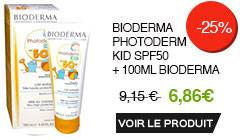 Bioderma Photoderm special kids