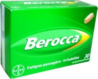 BEROCCA FATIGUE PASSAGERE 30 COMP PELLICULES
