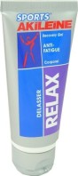 SPORTS AKILEINE GEL CORP RELAX 75ML
