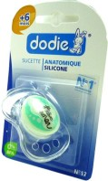 DODIE +6 MOIS SILICONE JE REVE DE MAMAN N°17