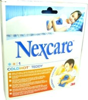 NEXCARE BOUILLOTTE COLD HOT TEDDY