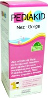 PEDIAKID SIROP NEZ - GORGE 125ML