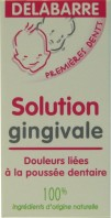 DELABARRE SOLUTION GINGIVALE 15ML