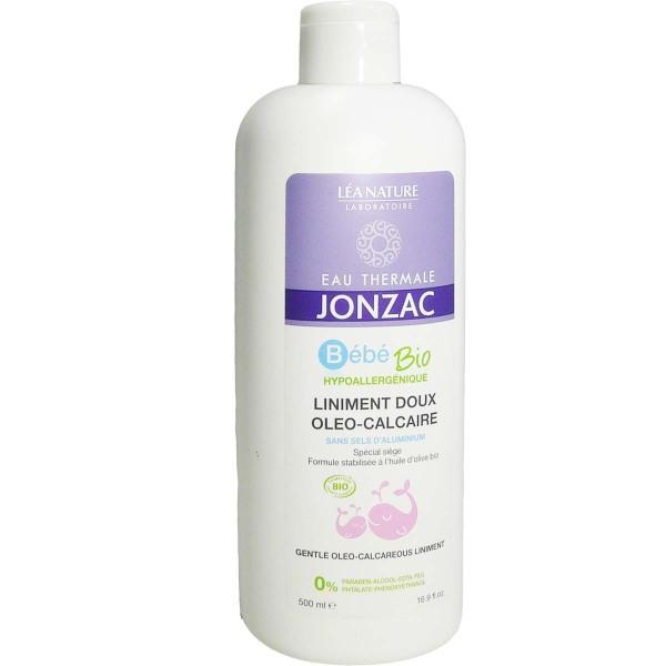 jonzac bebe bio liniment doux oleo calcaire 500ml. Black Bedroom Furniture Sets. Home Design Ideas