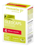 PRANAROM OLEOCAPS DEFENSES NATURELLES 30 CAPSULES
