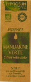 PHYTOSUN AROMS ESSENCE MANDARINE VERTE BIO 5ML