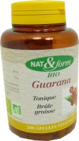 GUARANA 200 GELULES BIO