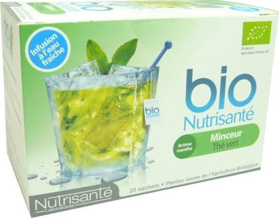 bio nutrisante infusion minceur the vert. Black Bedroom Furniture Sets. Home Design Ideas