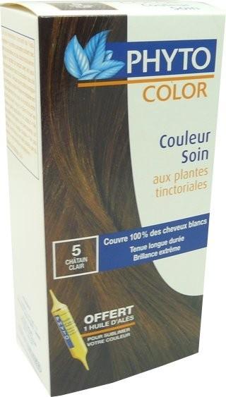 Coloration vegetale cheveux chatain clair
