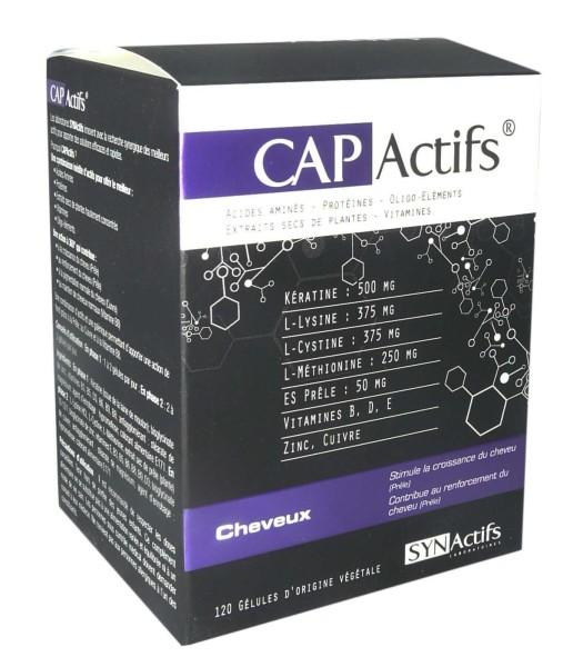 SYN ACTIFS CAP ACTIFS CHEVEUX 120 GELULES