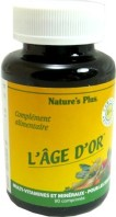 NATURE'S PLUS L'AGE D'OR 90 COMPRIMES