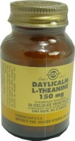 SOLGAR DAYLICALM L-THEANINE 150MG