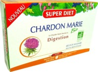 SUPER DIET CHARDON MARIE DIGESTION 20 AMPOULES