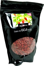 BAIES DE GOJI SECHEES 500 GR
