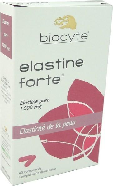 biocyte elastine forte avis