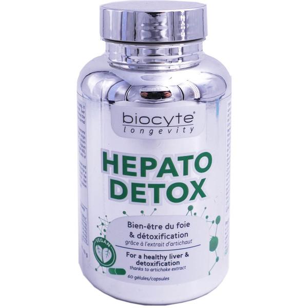 hepato detox biocyte avis