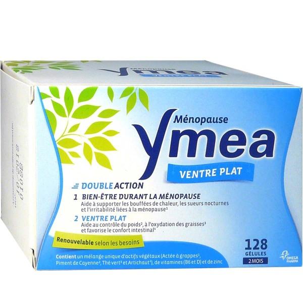 ymea menopause ventre plat