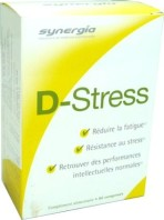 SYNERGIA D-STRESS 80 COMPRIMES