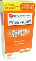 FORTE PHARMA ENERGIE POWER ADULTE 56 COMPRIMES