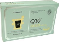 PHARMA NORD Q10 GOLD 100MG 60 CAPSULES