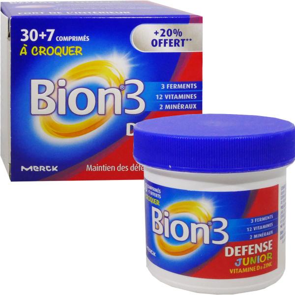 Bion 3 Defense Des 4 Ans 37 Comprimes