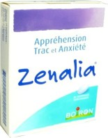 ZENALIA APPREHENSION TRAC ET ANXIETE 30COMP