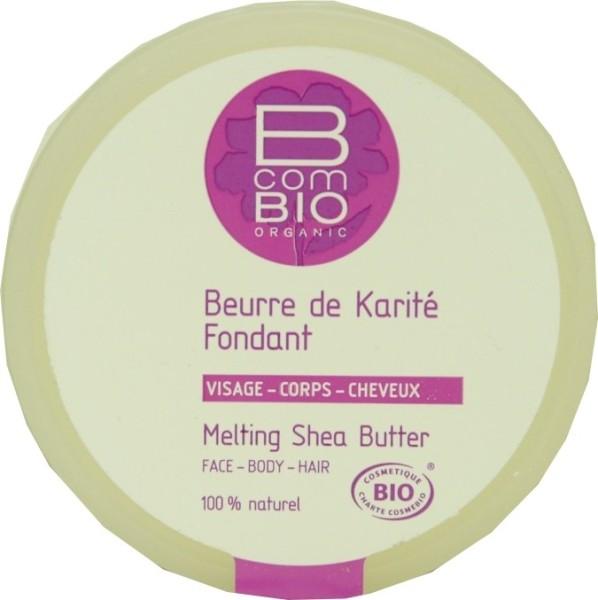 B com bio beurre de karite 90g - Beurre de karite utilisation ...