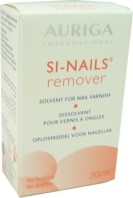 AURIGA SI-NAILS REMOVER DISSOLVANT  30ML