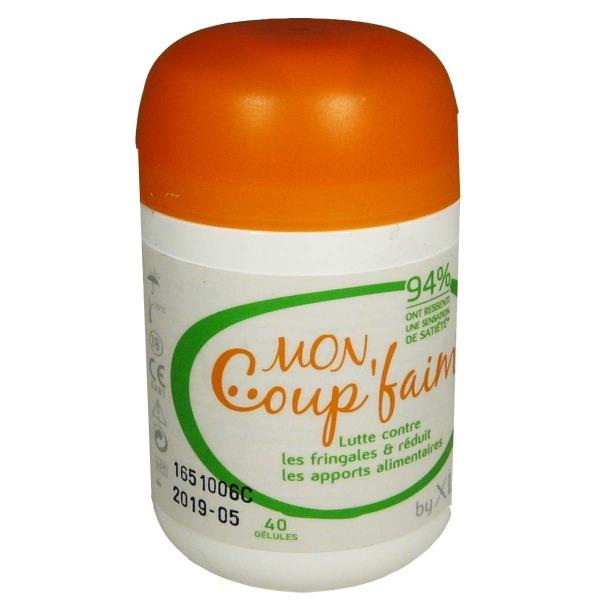 Mon coupe faim by xls 40 gelules - Complement alimentaire coupe faim ...