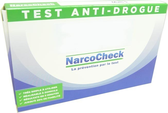 narcocheck test anti drogue. Black Bedroom Furniture Sets. Home Design Ideas