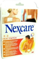 NEXCARE HEAT PATCH CHAUFFANT X2