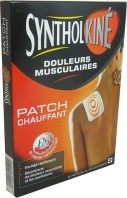 SYNTHOLKINE DOULEURS MUSCULAIRES PATCH CHAUFFANT DOS