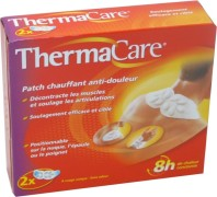 THERMACARE PATCH CHAUFFANT ANTI-DOULEUR * 2
