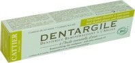 CATTIER BIO DENTIFRICE DENTARGILE ANTI PLAQUE ET TARTRE 75ML