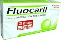 DENTIFRICE FLUOCARIL BI FLUORE LOT DE 2 X 125ML