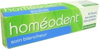 HOMEODENT SOIN BLANCHEUR CHLOROPHYLLE 75ML