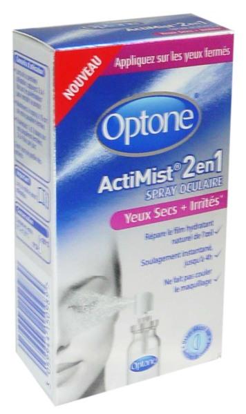 OPTONE ACTIMIST 2 EN 1 YEUX SECS 10MLOPTONE. Le produit a bien été ajouté à  votre panier. Cliquez pour agrandir la photo bd9c83558eeb