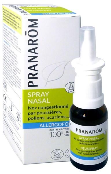 """Résultat de recherche d'images pour """"pranarom allergoforce spray nasal"""""""