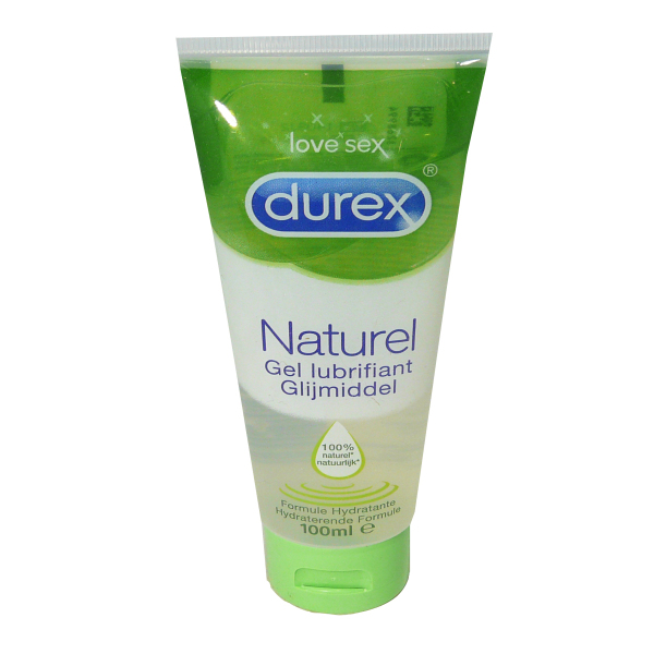 durex naturel gel lubrifiant 100 ml formule hydratante. Black Bedroom Furniture Sets. Home Design Ideas