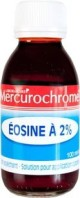 MERCUROCHROME EOSINE A 2% 100ML