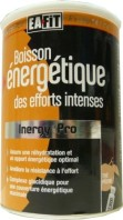 EAFIT INERGY PRO BOISSON ENERGETIQUE THE PECHE 500G