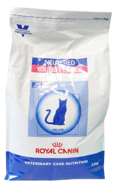 royal canin feline neteured young female 3.5kg