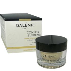 galenic confort supreme creme riche nutritive 50 ml. Black Bedroom Furniture Sets. Home Design Ideas