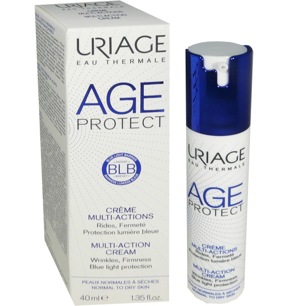 uriage protect creme multi actions 40 ml. Black Bedroom Furniture Sets. Home Design Ideas