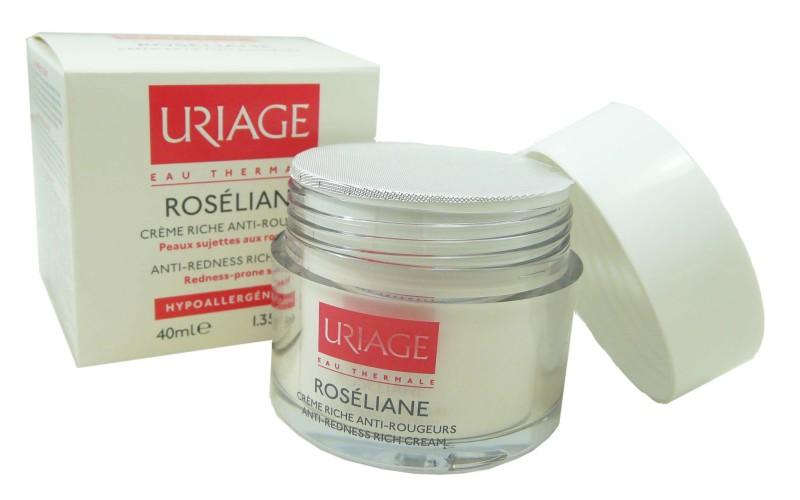 uriage roseliane creme riche anti rougeurs 40ml. Black Bedroom Furniture Sets. Home Design Ideas