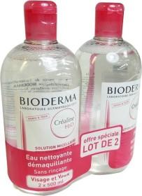 BIODERMA CREALINE H2O LOT DE 2 !! 3 Max/Cde !!