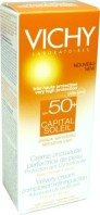 VICHY CAPITAL SOLEIL CREME ONCTUEUSE PERFECTRICE 50SPF 50ML