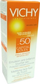 VICHY EMULSION CAPITAL SOLEIL 50SPF 50ML