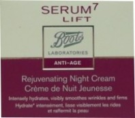 SERUM 7 LIFT CREME DE NUIT JEUNESSE 50ML