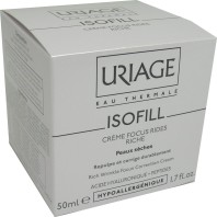 URIAGE ISOFILL CREME FOCUS RIDES RICHE PEAUX SECHES 50ML